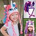Unicorn / Pony Hat pattern