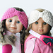 """Knotted Headband for 18"""" Dolls pattern"""