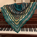 Song and Dance Shawl pattern
