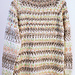 Sushi Raglan Sweater pattern