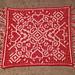 Ashlee's Snowflake of Hearts 40 pattern