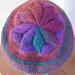 td's entrelac hat pattern