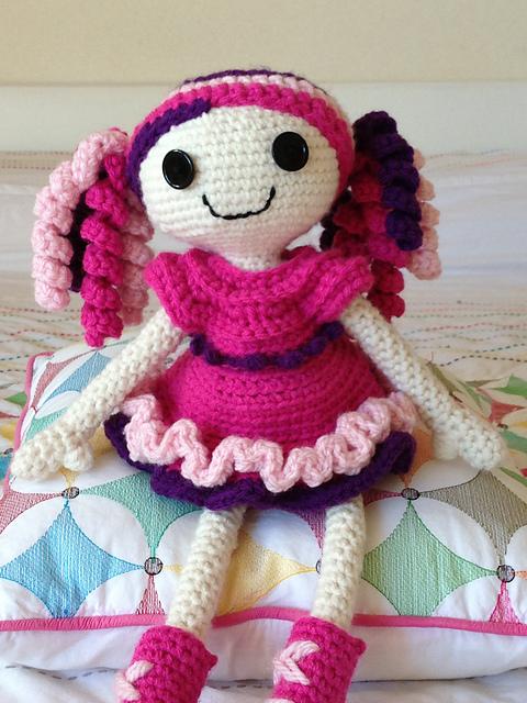 free lalaloopsy crochet pattern | ... patterns > Epic Kawaii's ... | 640x480