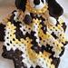Dog Huggy Blanket  pattern