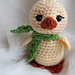 Cute Chick  pattern