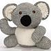 Ricky the Kutie Koala pattern
