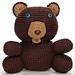 Timmy the Teddy Bear pattern