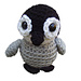 Amigurumi Nasser the Baby Penguin pattern