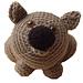 Mattie the Wombat pattern