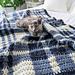 Tartan Baby Blanket pattern