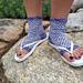 Jacque's Flip Flop Socks pattern