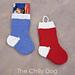 Gift Card Sock Ornament pattern