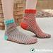 1 Sock 2 Sock Red Sock Blue Sock pattern