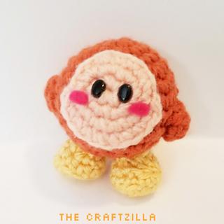 Kirby | Pikachu crochet, Crochet dolls, Crochet blanket patterns | 320x320