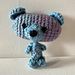Tiny Teddy Bear pattern