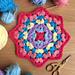 Granny Star pattern