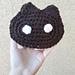 Steven Universe Cookie Cat pattern