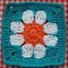Spring Blossom Square pattern