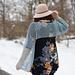 Firefly Lace Shrug pattern