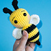 Buzz the Bee pattern