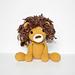 Lionel the Lion pattern