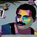 Crocheting Freddie Mercury pattern