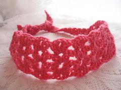Lacy Headband