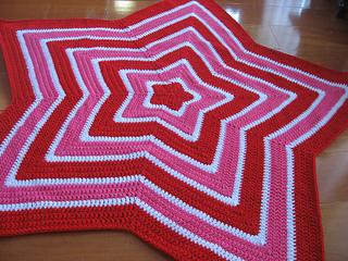 Red Star Blanket