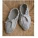 Yaprak Ballet-like Slippers TKB010  pattern