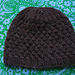 Woven Cable Beanie pattern