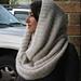 Cozy Cowl Wrap pattern
