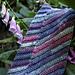 Nebula Infinity Scarf pattern