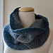 Columnar Jointing Cowl pattern