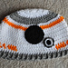BB-8 Toque pattern
