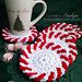 Peppermint Coasters pattern
