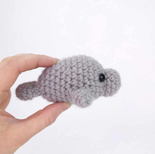 A[mi]dorable Crochet: Whale Shark Pattern | 634x640