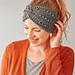 Picot Headband pattern
