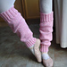 Easy-Peasy Leg Warmers pattern