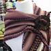 Simple Eyelet Shawl pattern