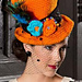 Halloween Top Hat pattern