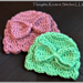 Simply Sweet Baby Girl Hat pattern