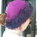 Yurt Pony Tail Hat pattern