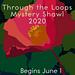 TTL Mystery Shawl 2020 pattern