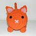 Chubby Amigurumi Kitty pattern