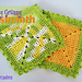 Spring Granny Dishcloth pattern