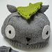 Totoro baby outfit pattern
