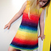 Rainbow Dress pattern