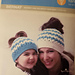 Mommy and Me Messy Bun Hats pattern
