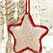 0-873 Christmas star pattern