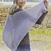 158-5 Lavender Kiss Shawl pattern